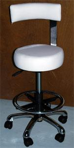 CH28 Hydraulic Chair w/Back